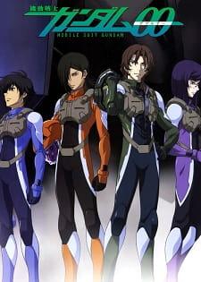 Mobile Suit Gundam 00, Mobile Suit Gundam 00,  Kidou Senshi Gundam 00, Gundam Double O,  機動戦士ガンダム00
