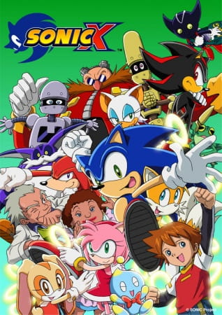 Cover Sonic X
