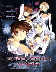 Bubblegum Crisis Tokyo 2040 Episódios