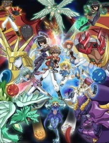 Nonton Bakugan Battle Brawlers: New Vestroia Subtitle Indonesia