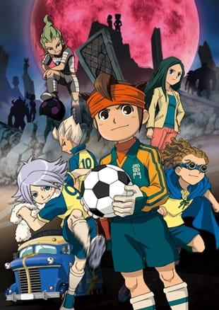 Inazuma Eleven poster