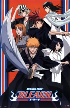 Bleach Episódios