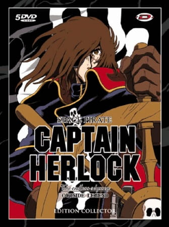 Space Pirate Captain Herlock: Outside Legend - The Endless Odyssey, Space Pirate Captain Herlock: The Endless Odyssey,  SPACE PIRATE CAPTAIN HERLOCK OUTSIDE LEGEND ~The Endless Odyssey~