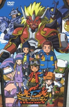 Nonton Digimon Frontier Subtitle Indonesia Streaming Gratis Online