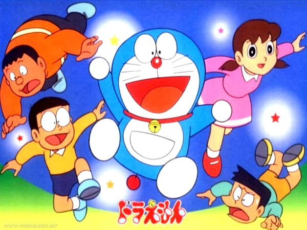 Doraemon, Doraemon,  ドラえもん