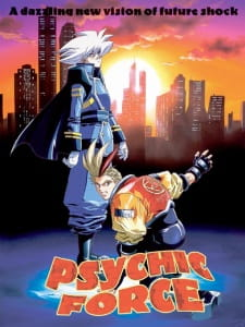 Psychic Force picture