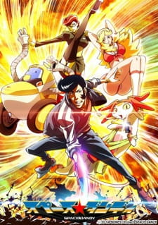 Space☆Dandy Season 2