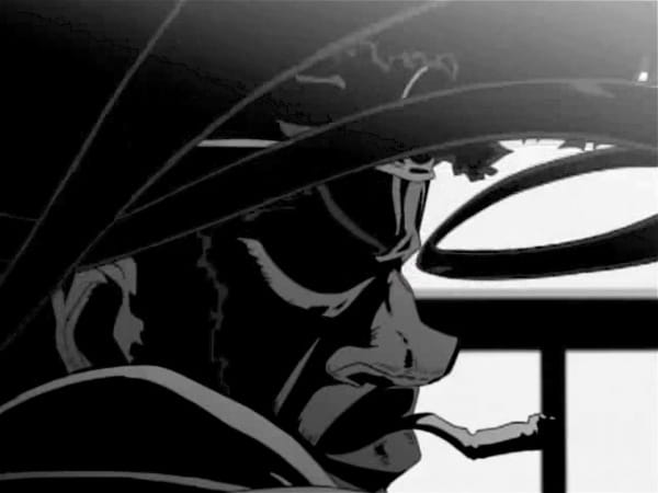 Afro Samurai Pilot, アフロサムライ