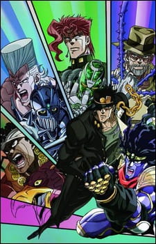 JoJo no Kimyou na Bouken Part 3: Stardust Crusaders picture