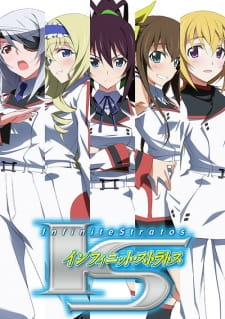 IS: Infinite Stratos مترجم