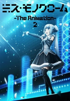 miss monochrome the animation