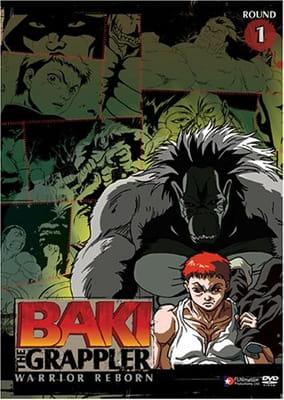 Baki the Grappler poster