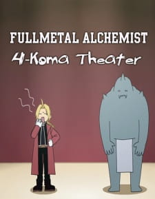 Nonton Fullmetal Alchemist: Brotherhood - 4-Koma Theater Subtitle Indonesia Streaming Gratis Online