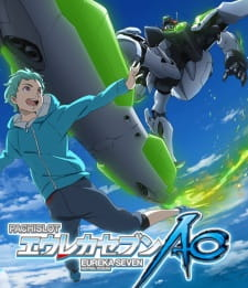 Eureka Seven AO Final Episode: One More Time – Lord Don't Slow Me Down مترجم