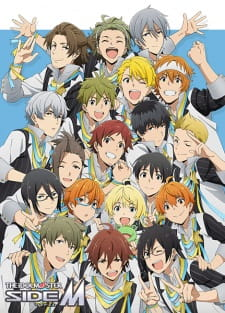 The iDOLM@STER SideM Subtitle Indonesia