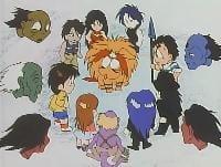 Ushio to Tora: Comical Deformer Gekijou