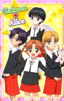 Gakuen Alice Episódios