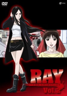 Ray The Animation picture