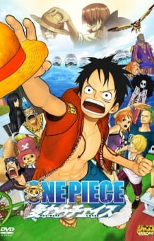 Nonton One Piece Movie 11: Straw Hat chase 3D: Mugiwara Chase Subtitle Indonesia Streaming Gratis Online