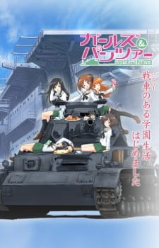 Girls & Panzer picture