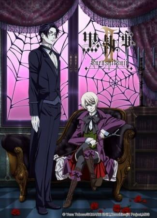 Black Butler II, Black Butler II,  Kuroshitsuji 2, Black Butler 2,  黒執事II