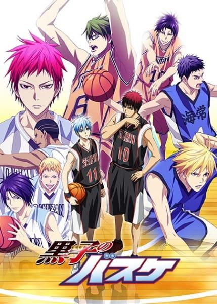 Kuroko's Basketball 3 poster