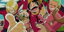 One Piece: Yume no Soccer Ou!