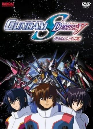 Kidou Senshi Gundam SEED Destiny Final Plus: Erabareta Mirai