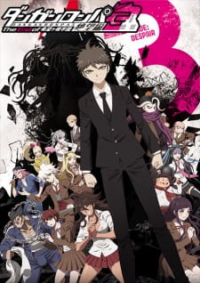 Nonton Danganronpa 3: The End of Kibougamine Gakuen - Zetsubou-hen Subtitle Indonesia Streaming Gratis Online