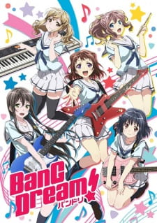 Nonton BanG Dream! 2nd Season Subtitle Indonesia Streaming Gratis Online