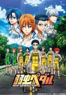 Yowamushi Pedal: New Generation Batch Episode 01-25 END Sub Indo