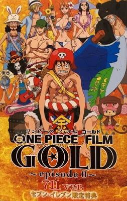 ONE PIECE FILM GOLD 〜episode 0〜 711ver., ONE PIECE FILM GOLD 〜episode 0〜 711ver.,  One Piece Film: Gold Episode 0,  ワンピース フィルム ゴールド ~episode 0~ 711ver.