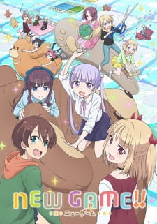 New Game!! Subtitle Indonesia