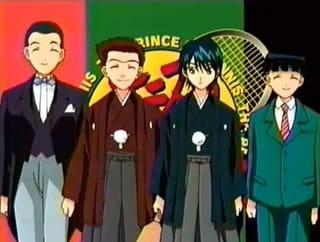 Tennis no Ouji-sama: Oshougatsu Special, Tennis no Ouji-sama: S1, Prince of Tennis: New Year's Special,  テニスの王子様 お正月スペシャル