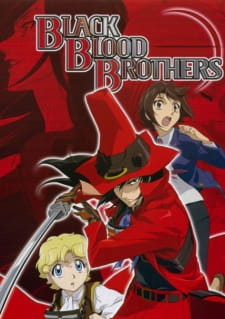 Nonton Black Blood Brothers Subtitle Indonesia Streaming Gratis Online