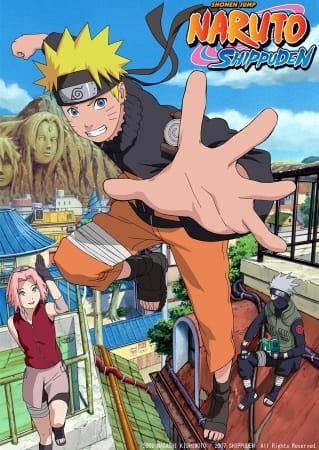 Naruto: Shippuden, Naruto: Shippuden,  Naruto Hurricane Chronicles,  ナルト- 疾風伝