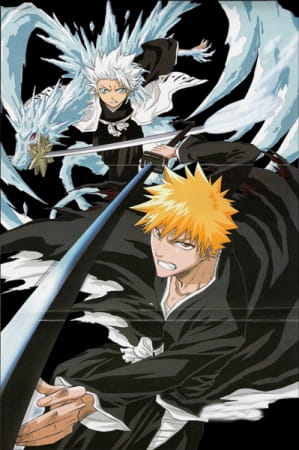 Bleach Movie 2: Mou Hitotsu No Hyourinmaru - Bleach the Movie 2: The DiamondDust Rebellion