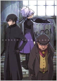 Darker Than Black: Kuro no Keiyakusha  (Complete Batch) (720p BD|60MB)