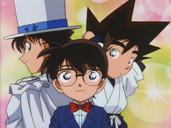Detective Conan OVA 01: Conan vs. Kid vs. Yaiba, Meitantei Conan: Conan VS KID VS Yaiba,  名探偵コナン: Conan VS KID VS YAIBA