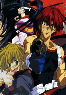 Outlaw Star, Outlaw Star,  Future Hero Next Generation Outlaw Star Pilot,  星方武侠アウトロースター パイロット版
