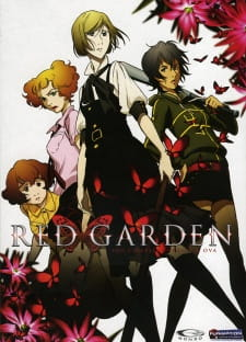 Image result for red garden anime