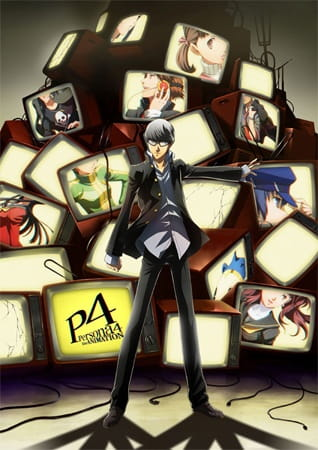 Persona 4 the Animation: No One is Alone, P4A,  ペルソナ4アニメーション