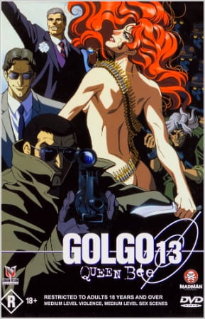 Golgo 13: Queen Bee, Golgo 13: Queen Bee,  ゴルゴ13 QUEEN BEE