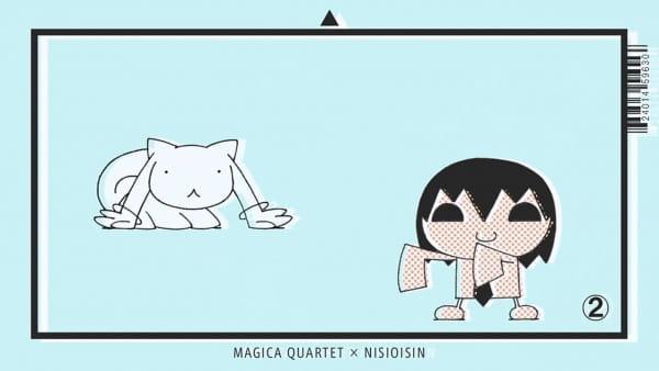 Mahou Shoujo Madoka★Magica Movie 3: Hangyaku no Monogatari - Magica Quartet x Nisioisin, MAGICA QUARTET x NISIOISIN