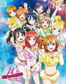 Love Live! School Idol Project: μ's →NEXT LoveLive! 2014 - Endless Parade Makuai Drama