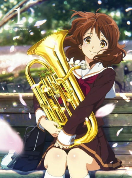 Sound! Euphonium Specials, Sound! Euphonium Specials,  Hibike! Euphonium Specials,  響け!ユーフォニアム「吹奏楽部の日常」