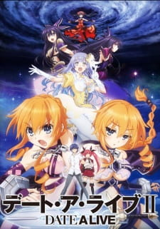 Nonton Date A Live II Subtitle Indonesia Streaming Gratis Online