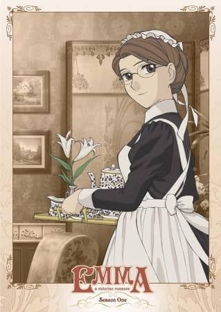 Eikoku Koi Monogatari Emma Anime Cover