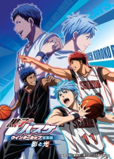 Kuroko no Basket Movie 1: Winter Cup – Kage to Hikari Subtitle Indonesia