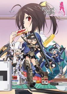 Nonton Frame Arms Girl Subtitle Indonesia Streaming Gratis Online